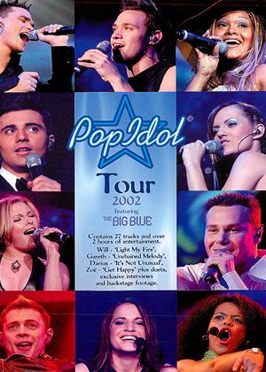 Rent Pop Idol: Tour 2002: Featuring the Big Blue Online DVD Rental