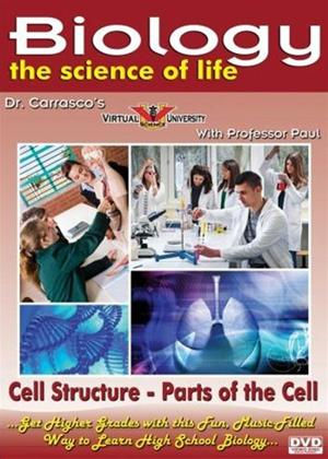 Rent Biology: The Science of Life: Cell Structure: Parts of the Cell Online DVD Rental