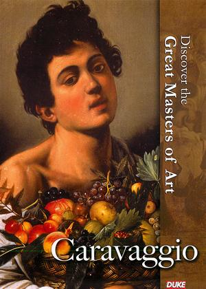 Rent Discover the Great Masters of Art: Caravaggio Online DVD Rental