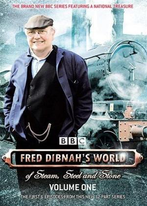 Rent Fred Dibnah: World of Steel, Steam and Stone: Vol.1 Online DVD Rental