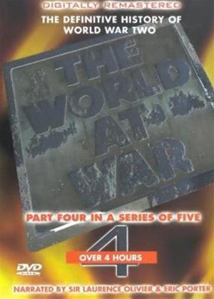 Rent The World at War: Part 4 Online DVD Rental