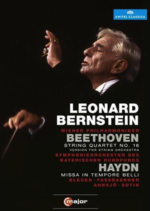 Rent Beethoven/Haydn: Wiener Philharmoniker (Bernstein) Online DVD Rental
