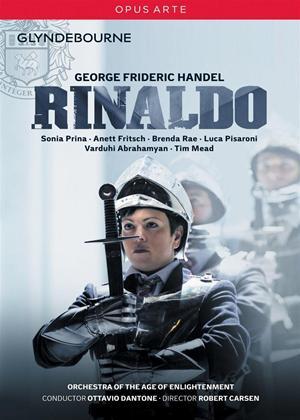 Rent Rinaldo: Glyndebourne (Ottavio Dantone) Online DVD Rental