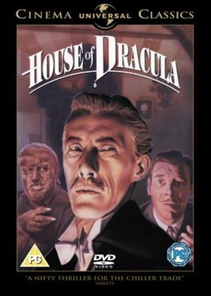 Rent House of Dracula Online DVD Rental