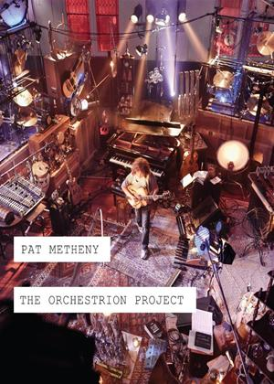 Rent Pat Metheny: The Orchestrion Project Online DVD Rental