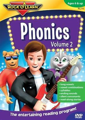 Rent Rock N Learn: Phonics: Vol.2 Online DVD Rental