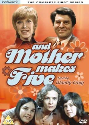 Rent And Mother Makes Five: Series 1 Online DVD Rental