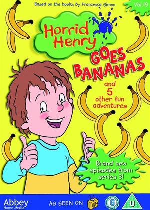 Rent Horrid Henry: Horrid Henry Goes Bananas Online DVD Rental