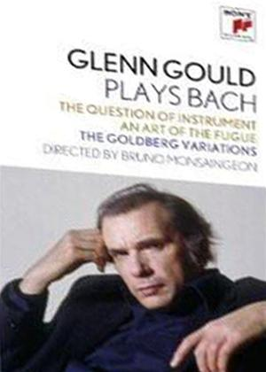 Rent Glenn Gould: Gould Plays Bach Online DVD & Blu-ray Rental