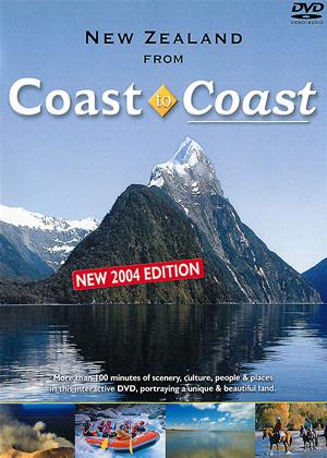 Rent New Zealand: From Coast to Coast Online DVD Rental