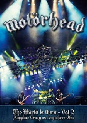 Rent Motorhead: The World Is Ours: Vol.2 Online DVD Rental