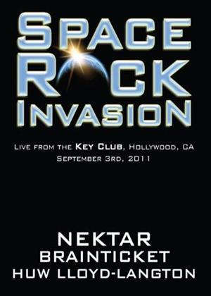 Rent Space Rock Invasion Online DVD Rental