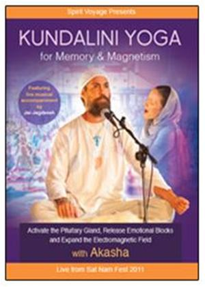 Rent Kundalini Yoga: For Memory and Magnetism Online DVD Rental