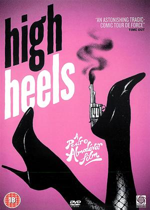 Rent High Heels (aka Tacones Lejanos) Online DVD & Blu-ray Rental