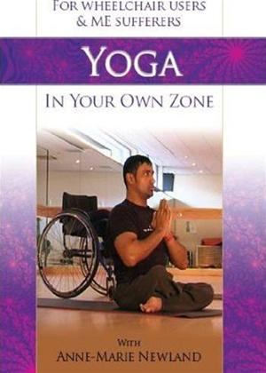 Rent Yoga in Your Own Zone Online DVD Rental