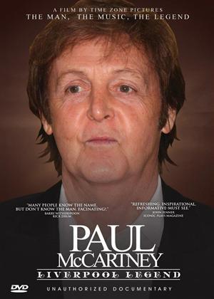 Rent Paul McCartney: Liverpool Legend Online DVD Rental