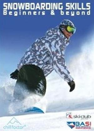 Rent Snowboarding Skills: Beginners and Beyond Online DVD Rental