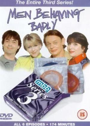 Rent Men Behaving Badly: Series 3 Online DVD Rental