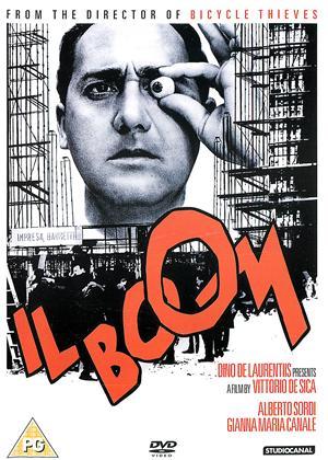 Rent Il Boom Online DVD Rental