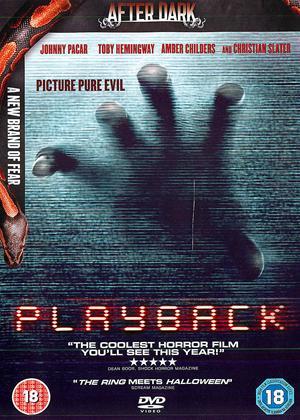 Rent Playback Online DVD Rental