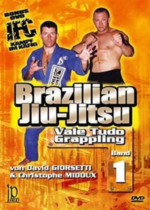 Rent Brazilian Jiu-jitsu: Vale Tudo Grappling: Vol.1 Online DVD Rental