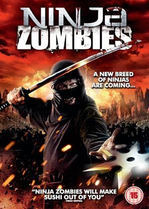 Rent Ninja Zombies Online DVD Rental