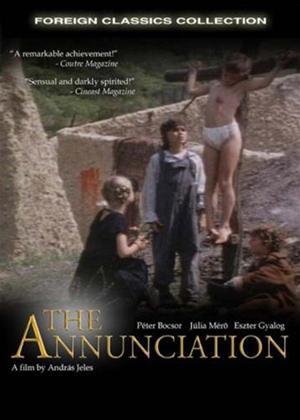 Rent The Annunciation (aka Angyali üdvözlet) Online DVD Rental