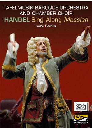 Rent Handel: Sing-along Messiah (Taurins) Online DVD Rental