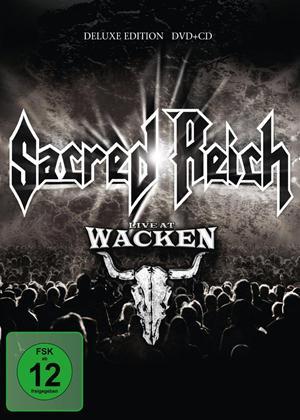 Rent Sacred Reich: Live at Wacken Online DVD Rental