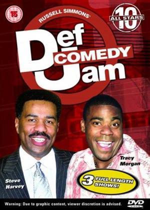 Rent Def Comedy Jam: All Stars: Vol.10 Online DVD Rental