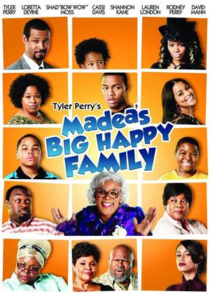 Rent Tyler Perry's Madea's Big Happy Family Online DVD Rental