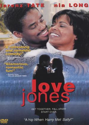 Rent Love Jones Online DVD Rental