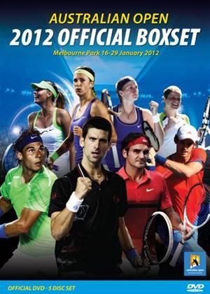 Rent The Australian Open 2012: Collector's Set Online DVD Rental