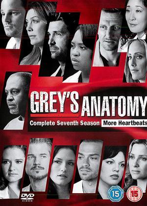 Rent Grey's Anatomy: Series 7 Online DVD Rental