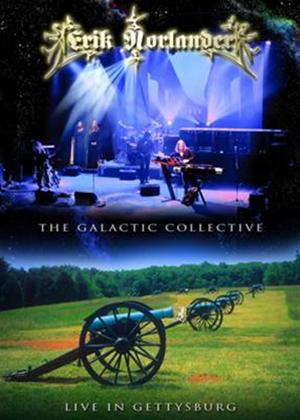 Rent Erik Norlander: The Galactic Collective: Live in Gettysburg Online DVD Rental