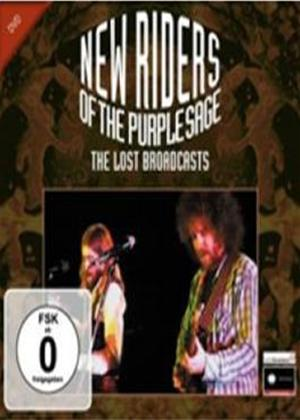 Rent New Riders of the Purple Sage: Lost Broadcasts Online DVD Rental