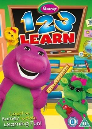 Rent Barney: 1, 2, 3 Learn Online DVD Rental