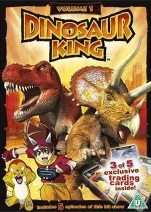 Rent Dinosaur King: Vol.1 Online DVD Rental