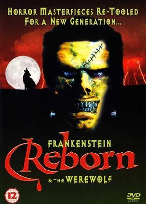 Rent Frankenstein and the Werewolf Reborn Online DVD Rental