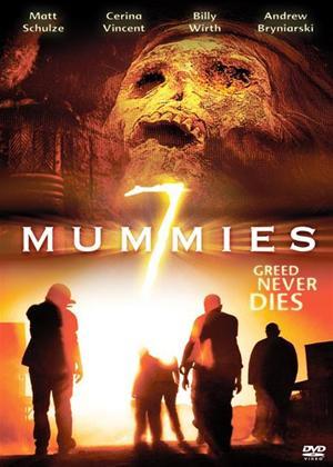 Rent 7 Mummies Online DVD Rental