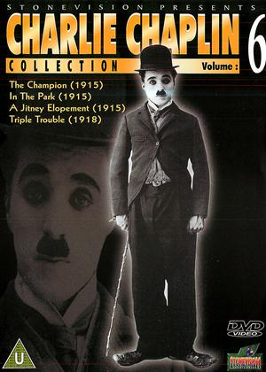 Rent Charlie Chaplin: Vol.6 Online DVD Rental