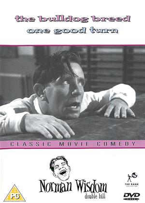 Rent Norman Wisdom: The Bulldog Breed Online DVD Rental