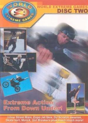 Rent World Extreme Games 2000: Part 2 Online DVD Rental
