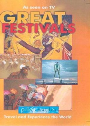 Rent Pilot Travel Guides: Great Festivals Online DVD Rental