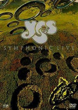Rent Yes: Symphonic Live in Amsterdam Online DVD Rental
