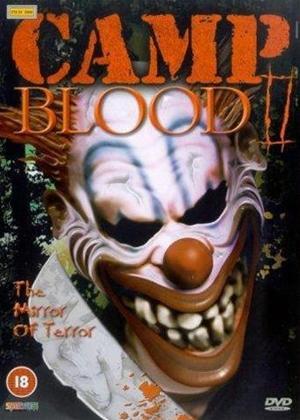 Rent Camp Blood 2 Online DVD Rental