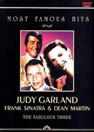 Rent Judy Garland, Frank Sinatra and Dean Martin: The Fabulous Three Online DVD Rental