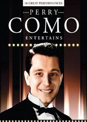 Rent Perry Como Entertains Online DVD Rental