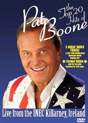 Rent Pat Boone: The Top 20 Hits of Pat Boone Online DVD Rental