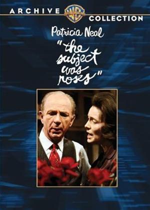 Rent Subject Was Roses Online DVD Rental